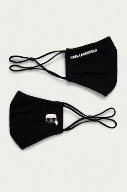 Karl Lagerfeld - Masca de protectie (2-pack)