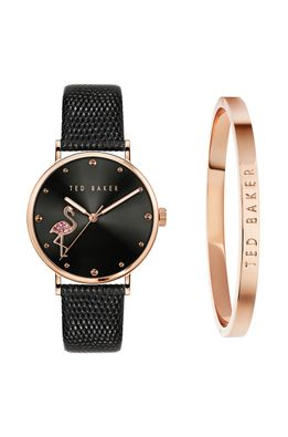 Ted Baker - Часы и браслет TWG024900
