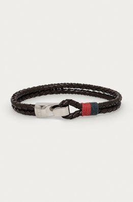 Tommy Hilfiger - Шкіряний браслет