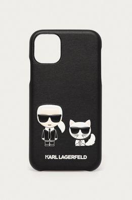 Karl Lagerfeld - Кейс за телефон iPhone 11 Pro Max