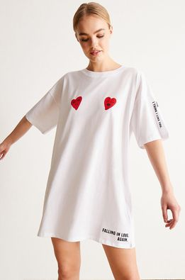 Undiz - Ночная рубашка LOVEGRAFFIZ