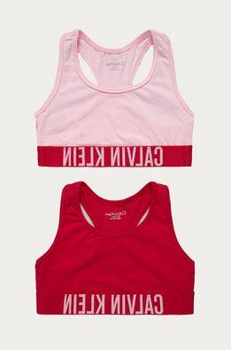 Calvin Klein Underwear - Sutien sport fete (2-pack) 128-176 cm