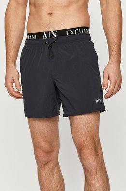Armani Exchange - Plavkové šortky