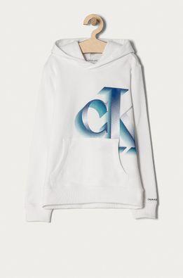 Calvin Klein Jeans - Hanorac de bumbac pentru copii 140-176 cm
