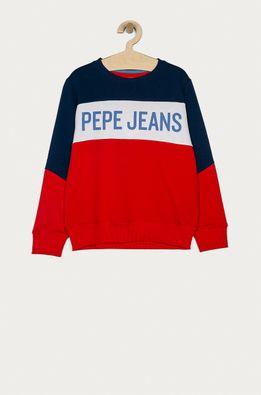 Pepe Jeans - Памучен суичър David 128-180 cm