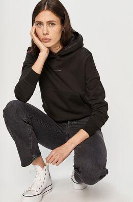 Calvin Klein Jeans - Hanorac de bumbac