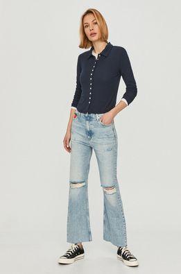 Pepe Jeans - Tričko s dlhým rukávom Agnes