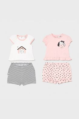 Mayoral Newborn - Compleu copii 60-86 (2-pack)