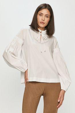 Samsoe Samsoe - Bluza din bumbac