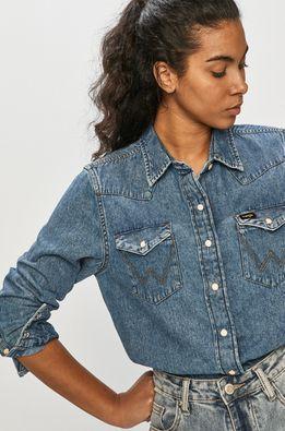 Wrangler - Джинсовая рубашка