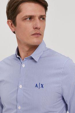 Armani Exchange - Bavlnená košeľa