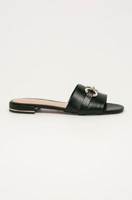 Aldo - Kožené pantofle Sevyflex