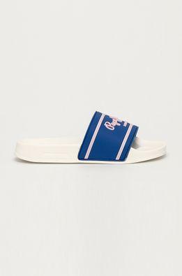 Pepe Jeans - Dětské pantofle Logo