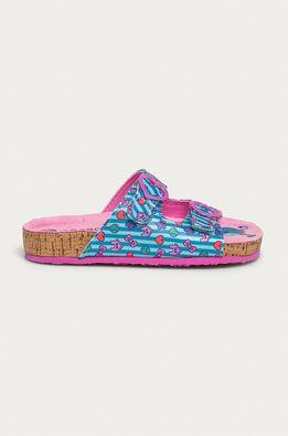 Skechers - Dětské pantofle