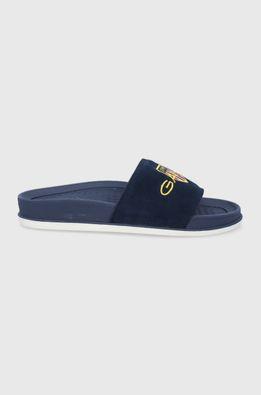 Gant - Semišové pantofle Beachrock