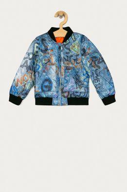 Guess - Детская двусторонняя куртка 92-122 cm