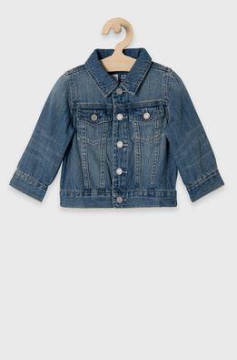 GAP - Dětská riflová bunda 50-92 cm