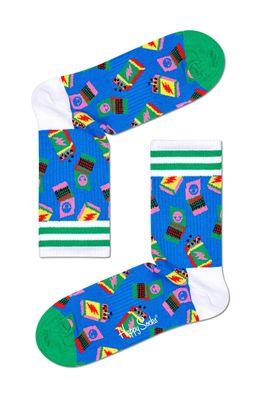 Happy Socks - Sosete Matches 3/4 Crew