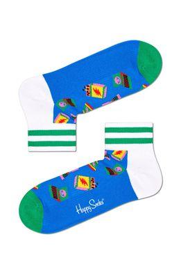 Happy Socks - Sosete Matches 1/4 Crew