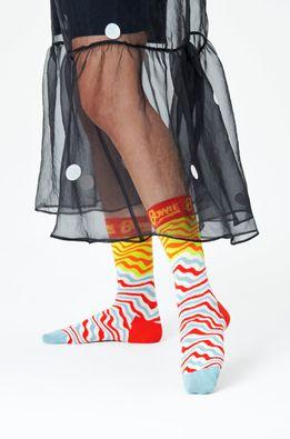 Happy Socks - Ponožky x David Bowie Ziggy Stardust