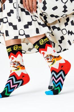 Happy Socks - Ponožky x David Bowie Electric Tiger
