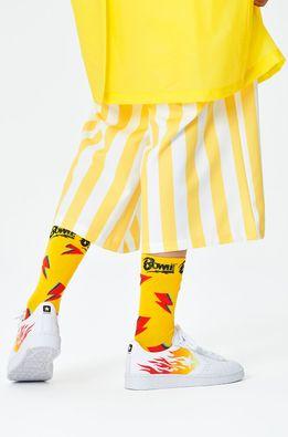 Happy Socks - Ponožky x David Bowie Flashy Bowie