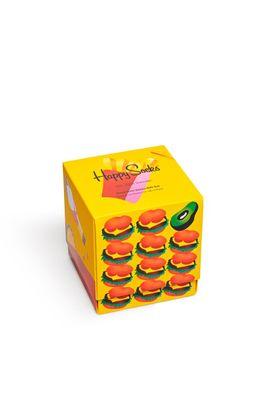 Happy Socks - Sosete Food Lover Socks Gift (3-pack)