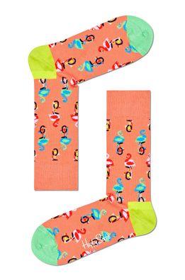 Happy Socks - Носки Flamingo