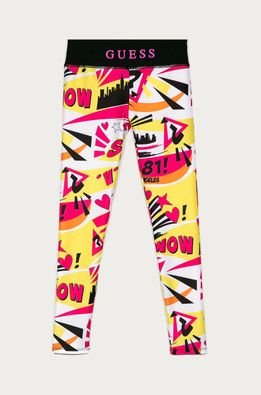 Guess - Leggins copii 116-175 cm