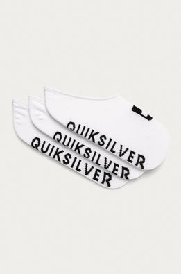 Quiksilver - Sosete scurte (3-pack)