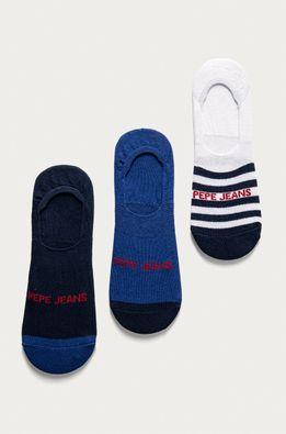 Pepe Jeans - Ponožky Seb (3-pack)