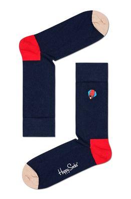 Happy Socks - Zokni Embroidery Dog