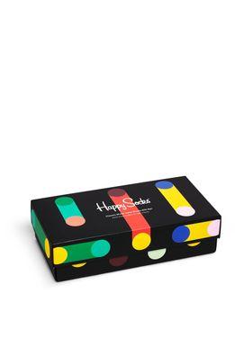 Happy Socks - Шкарпетки Classic Multi-Color (3-PACK)