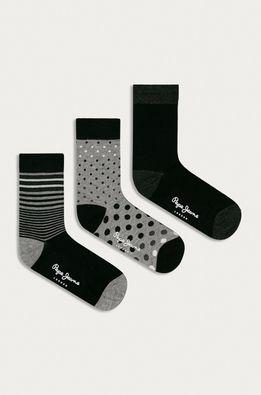 Pepe Jeans - Ponožky Dace (3-pack)