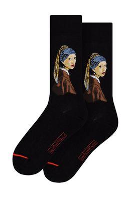 MuseARTa - Zokni Jan Vermeer - Girl with a Pearl Earring