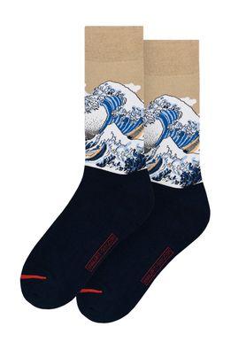 MuseARTa - Sosete Katsushika Hokusai - Great Wave