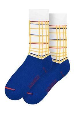 MuseARTa - Ponožky Piet Mondrian - New York City I
