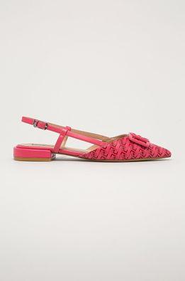 Liu Jo - Bőr balerina cipő