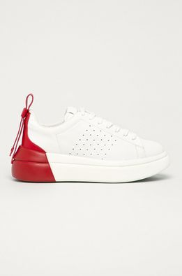 Red Valentino - Kožená obuv