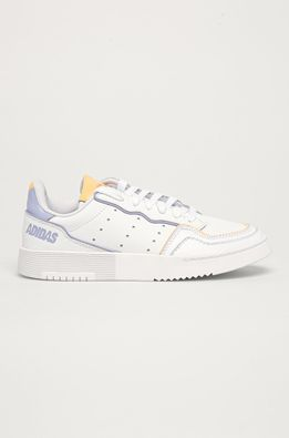 adidas Originals - Kožená obuv Supercourt
