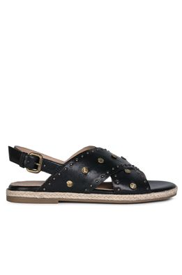 Geox - Kožené sandále