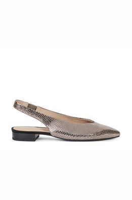 Geox - Bőr balerina cipő
