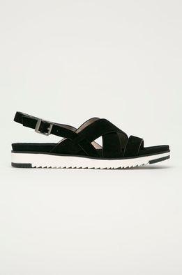 Big Star - Semišové sandály