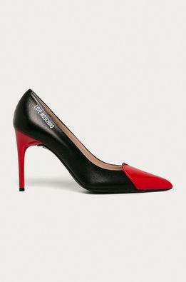 Love Moschino - Stilettos de piele