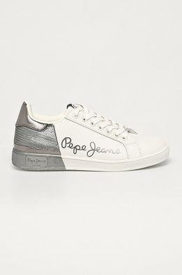 Pepe Jeans - Ghete de piele Brompton Dual