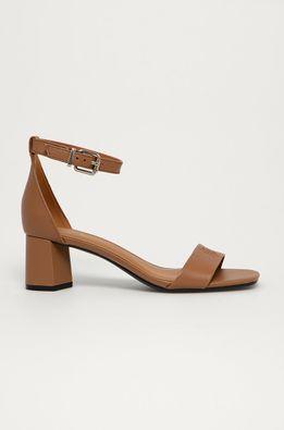 Tommy Hilfiger - Kožené sandály