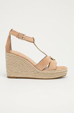 Lauren Ralph Lauren - Semišové sandály