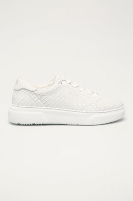Gant - Кожаные ботинки Seacoast