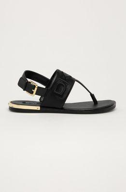 Dkny - Sandale de piele