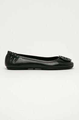 Tory Burch - Bőr balerina cipő